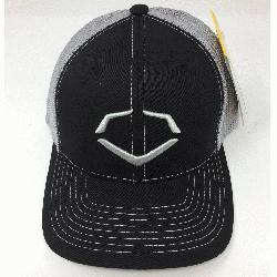 r/42% Cotton/2% SPANDEX Imported Flex-fit trucker hat Embroidered logo on front Breathable m