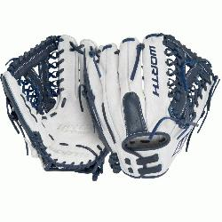 eries fast pitch softball glove. 12.5 Inches. X trap web.