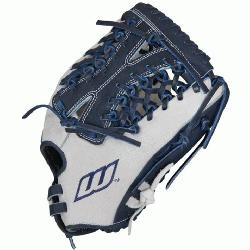 Liberty Series fast pitch softball glove. 12.5 Inches. X trap web.