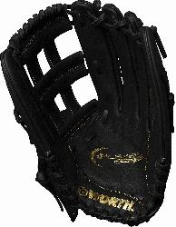 r series from Worth is a Slow Pitch softball glove featuring