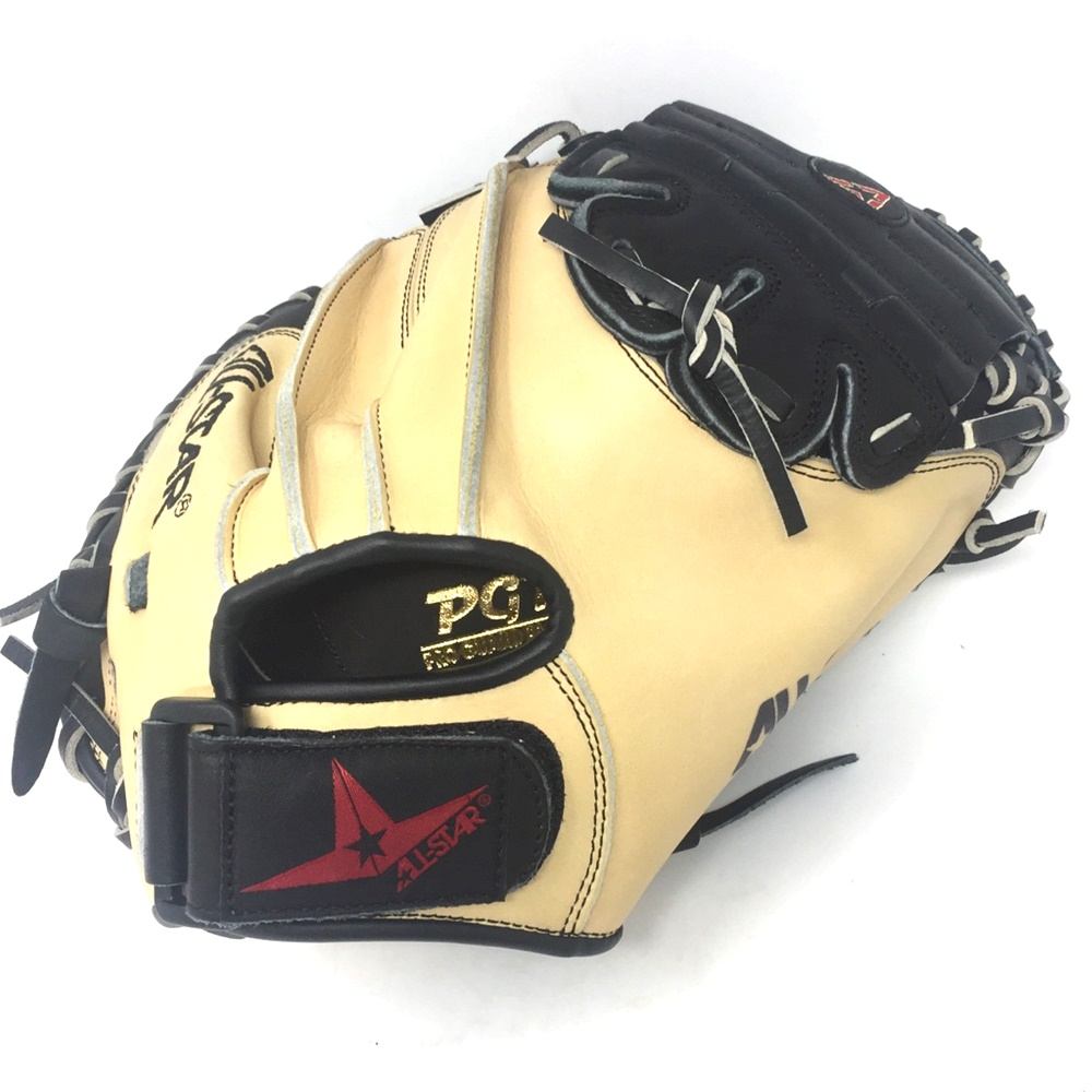 all-star-baseball-catchers-mitt-cm1100bt-right-hand-throw-young-pro-31-5 CM1100BT-RightHandThrow  029343300240 These Young Pro Series Mitts are great quality mitts for the