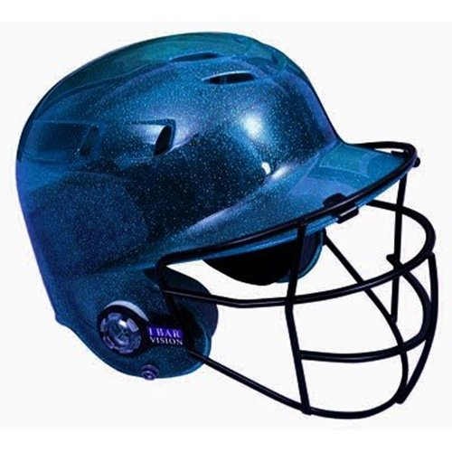 all-star-bh6100ffg-batting-helmet-with-faceguard-and-mettalic-flakes-navy BH6100FFG-Navy All-Star New All-Star BH6100FFG Batting Helmet with Faceguard and Mettalic Flakes Navy