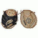 Training tool of many coaches and athletes, this tiny 27 inch mitt offers very little other than pocket and a guaranteed way to increase your catching skills. Recommended by catching coaches and professional athletes alike. spanThe Pocket training mitt is a favorite of many coaches and athletes. The 27 Inch design offers very little other than a pocket and a guaranteed way to increase your catching skills. Great for developing fast hands, catching in the correct location, blocking, and improving ball transfer speeds. Recommended by catching coaches and professional athletes alike. - 27 Inch - Catcher's Training Mitt - Adjustable Velcro Wrist Strap - Right Hand Throwers Only /span