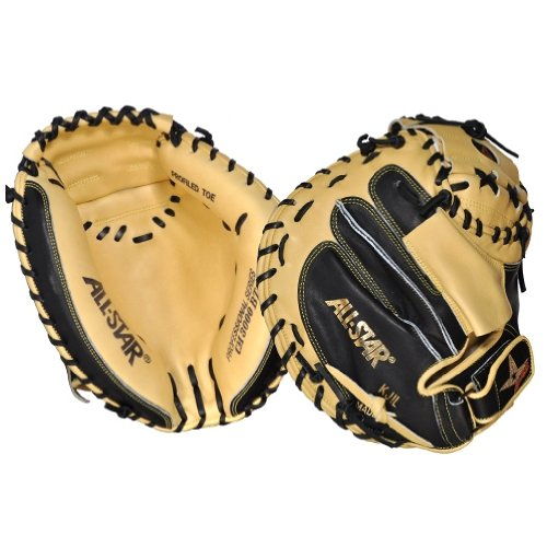 all-star-cm3000bt-34-baseball-catchers-mitt CM3000BT All-Star  AllStar Pro Elite Catchers Mitt Cataloged at 35 looks like 34