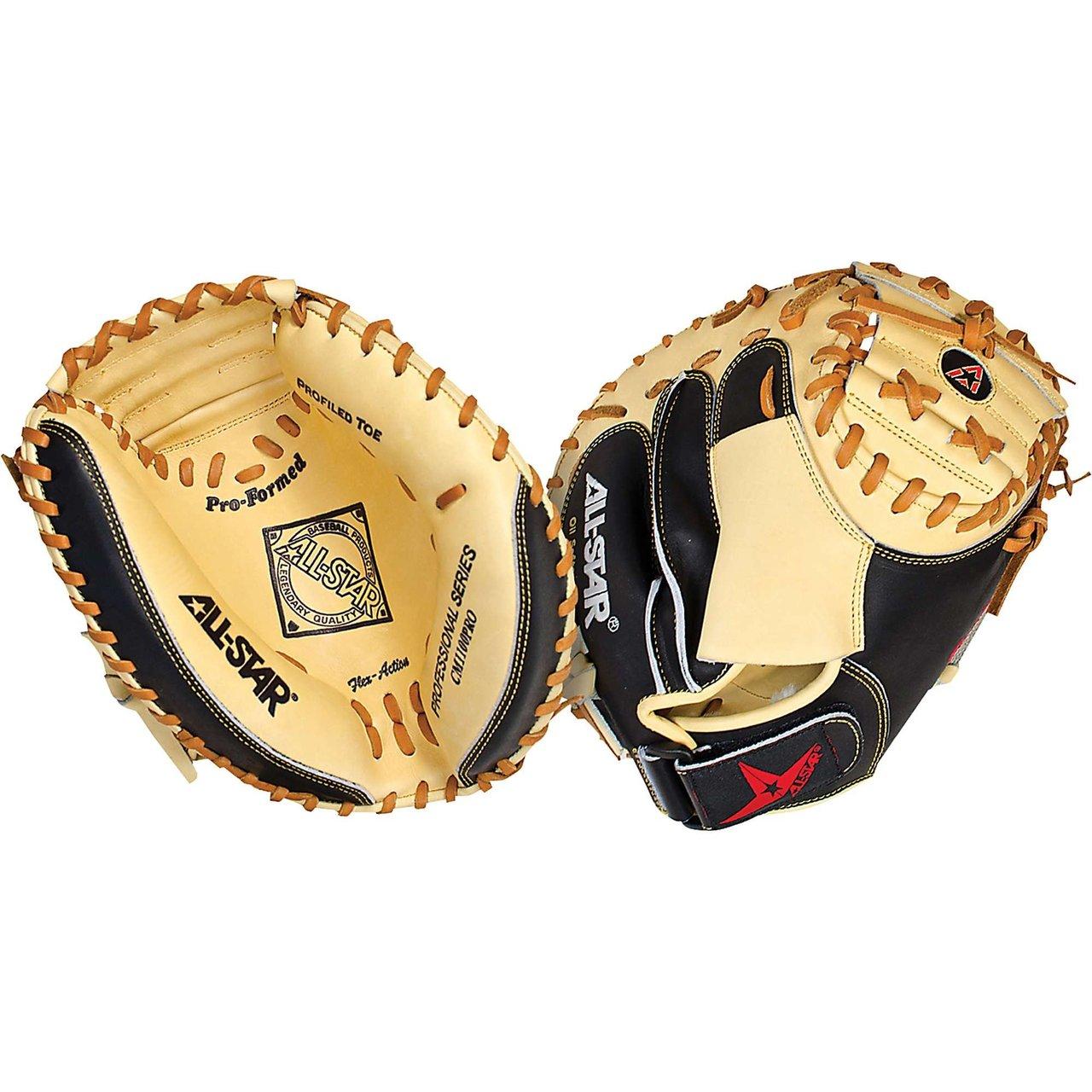 all-star-cm3100bt-34-baseball-catchers-mitt CM3100BT All-Star 029343300929 AllStar Pro Catchers Mitt Cataloged at 35 looks like 34. This