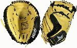 AllStar CM3200SBT 33.5 Catchers Mitt BlackTan (Right Handed Throw) : Allstar catchers mitt. The All Star commitment to innovation, advanced technology, outstanding craftsmanship and quality service keeps them at the forefront of the industry. No matter what level of ball you play, you need quality equipment and the All Star Professional Series delivers. This high performance line of mitts is designed for fast break-in and hard use. Equal to the top of the line of many other brands, these mitts feature selected premium tanned cowhide leather and US grade rawhide lacing for maximum strength and durability. This glove sports special contrasting index finger padding, Pro formed pocket, profiled toe and flex action which make this mitt not only a top performer, but a top value. So if you are a Pro or a Rookie, let All Star help revolutionize your game.