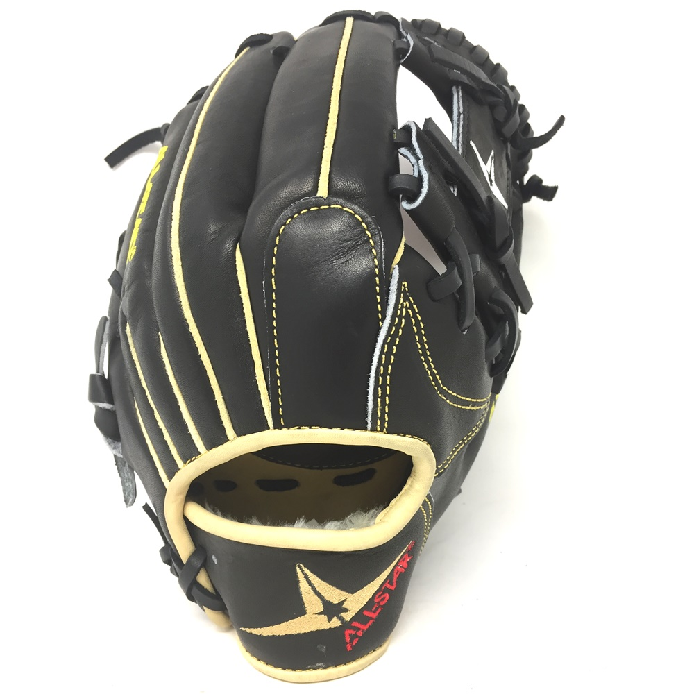 all-star-fgs7-ifbk-infield-baseball-glove-black-11-5-right-hand-throw FGS7-IFBK-RightHandThrow All-Star 029343046322 or years All Stars catchers mitts and equipment have been highly