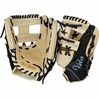 The Vela 3 Finger series from All-Star features a massive fielding area yet remains comfortable on all hand sizes. In softball, many players place two fingers in the pinky of the glove - which shifts all the fingers over, leaving the index finger empty. This creates a deeper pocket and helps reduce the sting of a caught ball. Constructed with a unique blend of lightweight performance leather, the glove has the perfect level of stiffness for a long life, but soft enough to be game ready fast. Velcro closure allows for custom fit. - 11.5 Inch Women's Model - I Web - 3 Finger Design - Lightweight Performance Leather - Velcro Closure for Custom Fit. !-- Used to set table width because AUI is overriding the width attribute of the tables coming in description --