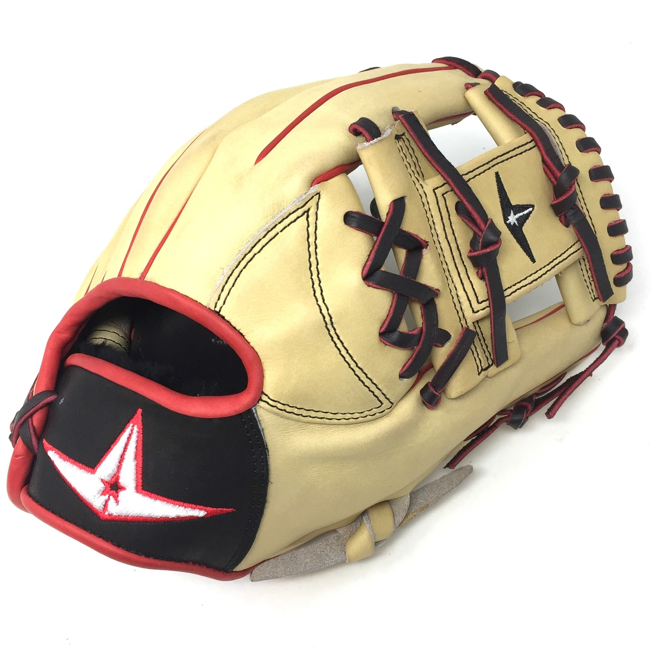 all-star-pro-elite-11-5-baseball-glove-i-web-right-hand-throw FGAS-1150I-RightHandThrow All-Star 029343048319 <span>A natural addition to baseballs most preferred line of catchers mitts