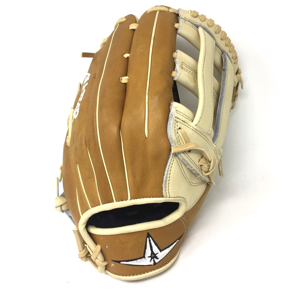 all-star-pro-elite-12-75-h-web-baseball-glove-right-hand-throw FGAS-1275H-RightHandThrow All-Star 029343048210 <span>A natural addition to baseball most preferred line of catchers mitts