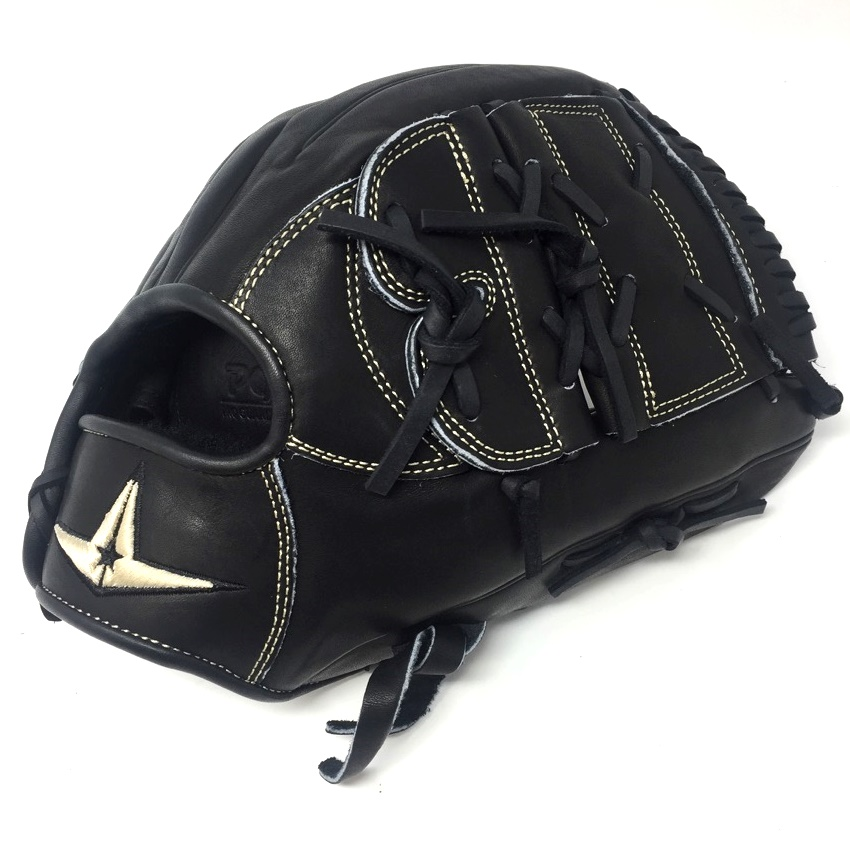 all-star-pro-elite-12-inch-pitcher-infield-baseball-glove-right-hand-throw FGAS-12002PBK-RightHandThrow  029343048111 A natural additon to baseballs most preferred line of catchers mitts.