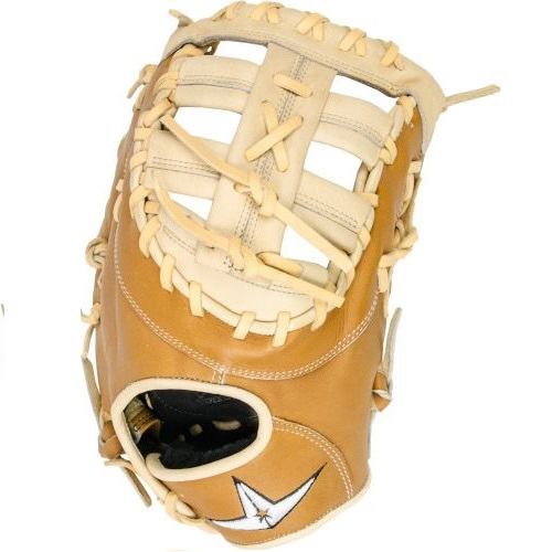 all-star-pro-elite-13-inch-first-base-mitt-right-hand-throw FGAS-FB-CRSDL-RightHandThrow All-Star 029343048371 <span>The All Star Pro Elite 13 Baseball First Basemans Mitt provides