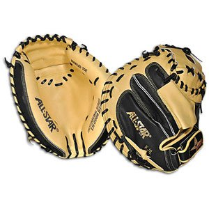 all-star-pro-elite-cm3000sbt-33-5-inch-baseball-catchers-mitt CM3000SBT All-Star 029343301551 AllStar Pro Elite Catchers Mitt 33.5 Baseball Glove. The CM3000 Series