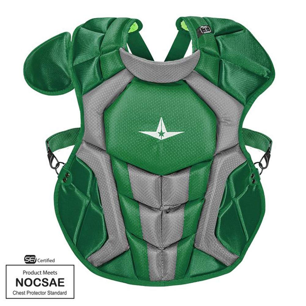 all-star-s7-axis-chest-protector-12-16-15-5-dark-green-nocsae CPCC1216S7X-DG All-Star 029343049569 <div id=dpx-product-description_feature_div> <div id=descriptionAndDetails class=a-section a-spacing-extra-large> <div id=productDescription_feature_div class=feature data-feature-name=productDescription data-cel-widget=productDescription_feature_div>