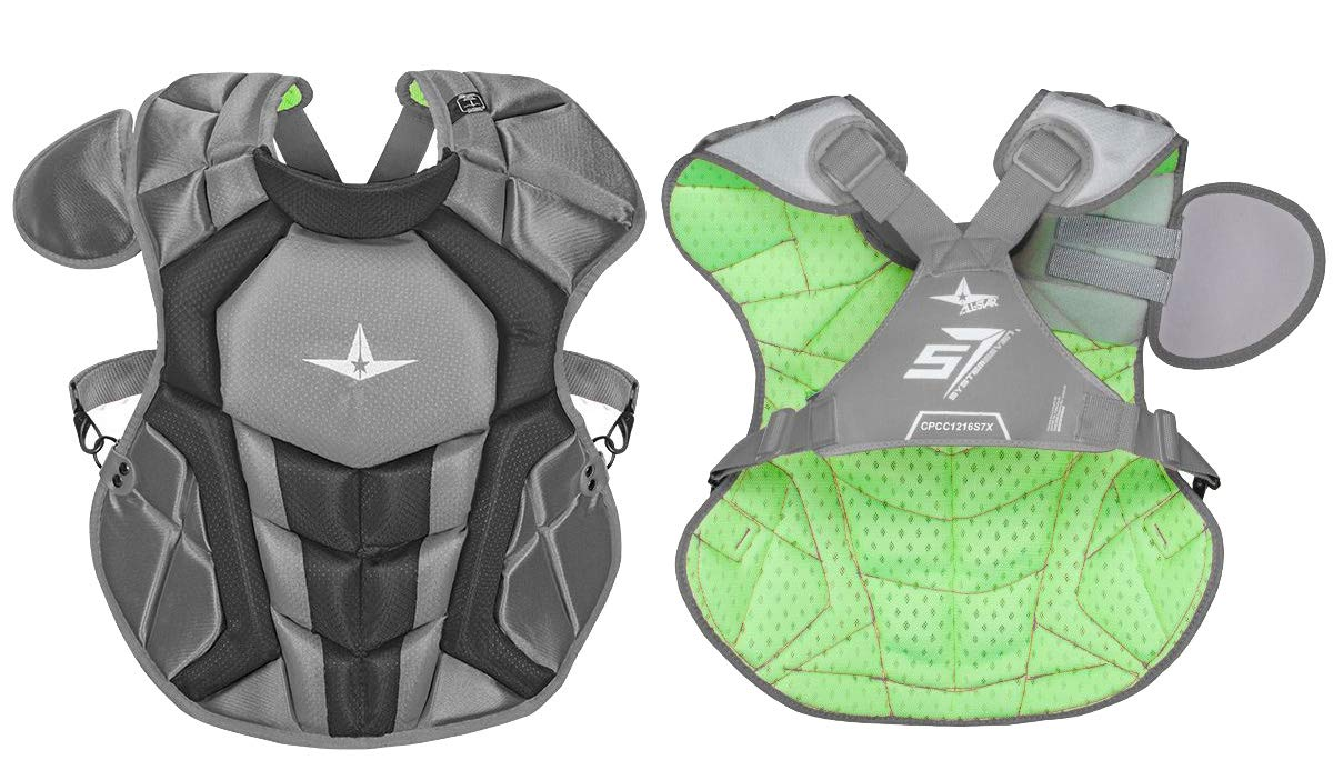 all-star-s7-axis-chest-protector-12-16-15-5-graphite-grey-nocsae CPCC1216S7X-GPH  029343049644 <div id=dpx-product-description_feature_div> <div id=descriptionAndDetails class=a-section a-spacing-extra-large> <div id=productDescription_feature_div class=feature data-feature-name=productDescription data-cel-widget=productDescription_feature_div>