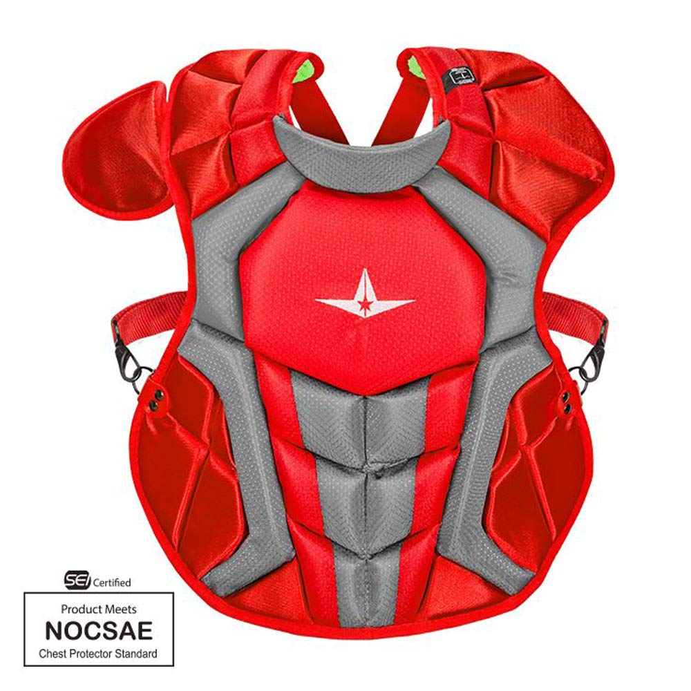 all-star-s7-axis-chest-protector-12-16-15-5-red-grey-nocsae CPCC1216S7X-SC All-Star 029343049613 <div id=dpx-product-description_feature_div> <div id=descriptionAndDetails class=a-section a-spacing-extra-large> <div id=productDescription_feature_div class=feature data-feature-name=productDescription data-cel-widget=productDescription_feature_div>