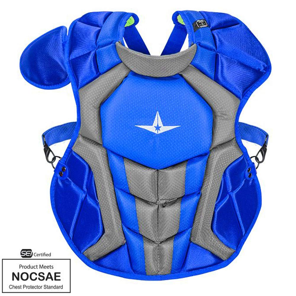 all-star-s7-axis-chest-protector-12-16-15-5-royal-grey-nocsae CPCC1216S7X-RY All-Star 029343049606 <div id=dpx-product-description_feature_div> <div id=descriptionAndDetails class=a-section a-spacing-extra-large> <div id=productDescription_feature_div class=feature data-feature-name=productDescription data-cel-widget=productDescription_feature_div>