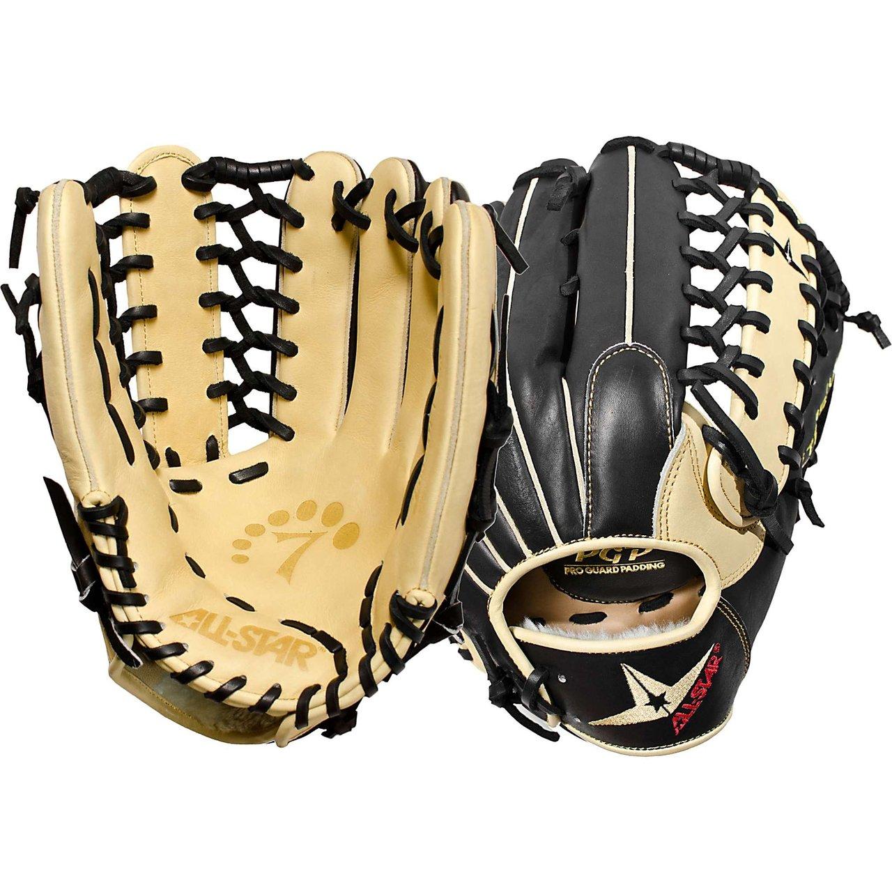 all-star-system-seven-fgs7-of-baseball-glove-12-5-inch-right-handed-throw FGS7-OF-Right Handed Throw All-Star 029343027291 All Star System Seven FGS7-OF Baseball Glove 12.5 Inch Right Handed