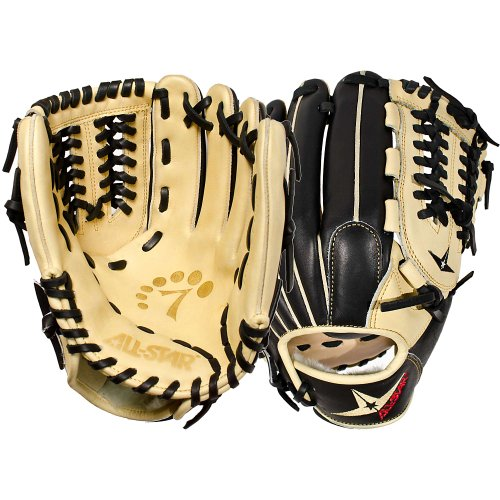 all-star-system-seven-fgs7-pi-baseball-glove-11-75-left-handed-throw FGS7-PI-Left Handed Throw All-Star 029343027321 All Star System Seven FGS7-PI Baseball Glove 11.75 Left Handed Throw