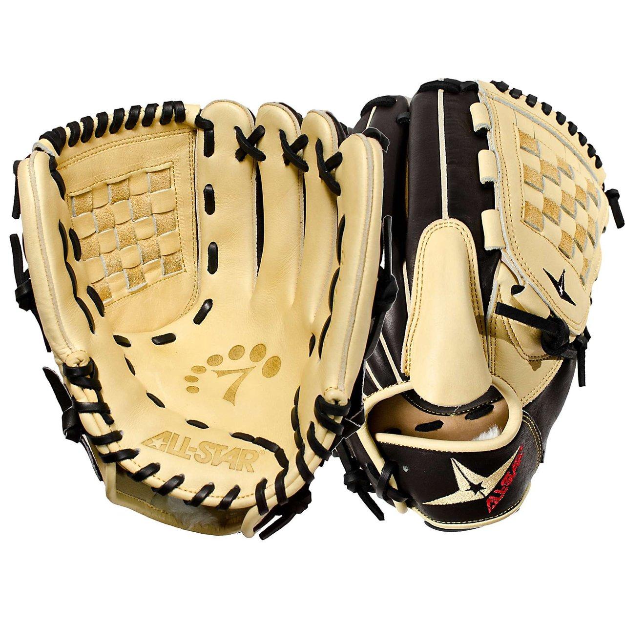 all-star-system-seven-fgs7-pt-baseball-glove-12-inch-right-handed-throw FGS7-PT-Right Handed Throw All-Star 029343027338 All Star System Seven FGS7-PT Baseball Glove 12 Inch Right Handed