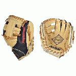 The All-Star The Pick 9.5 inch fielding training mitt is modeled after the CM100TM. The FG100TM fielder's training glove is an undersized 9.5 inch glove designed to help develop fast hands and improved coordination for fielders.