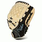 AllStar Vela 3 Finger FGSBV-12 Fastpitch Softball Glove 12 inch (Right Handed Throw) : In both baseball and softball, it's common for players to put two fingers inside their glove's pinky stall. This is done for numerous reasons, including making a larger, deeper pocket, and to make the glove feel longer by avoiding impact on the index finger. This grip style traditionally leaves the index finger slot open, which doesn't really leave you with a practical design. That's why All Star has introduced the Vela THREE FING3R Series of fastpitch softball gloves. They've designed this series around the popular three finger grip, and in the process have created one of the most unique designs to ever hit the softball diamond.