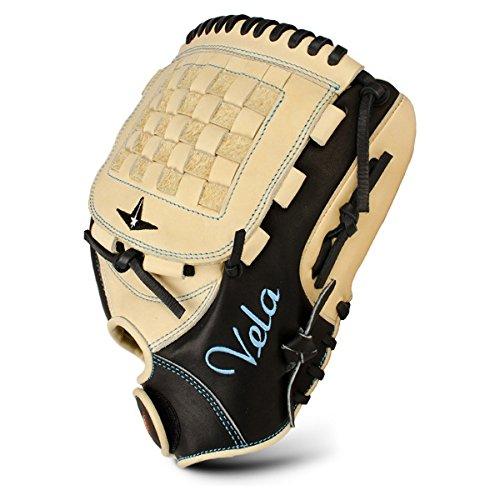 all-star-vela-3-finger-fgsbv-12-fastpitch-softball-glove-12-inch-right-handed-throw FGSBV-12-Right Handed Throw All-Star 029343030437 AllStar Vela 3 Finger FGSBV-12 Fastpitch Softball Glove 12 inch Right