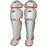 All-Star Women's System Seven LGW14.5S7 Leg Guards 14.5 (WhiteNavy) : The Women's System Seven leg guards are built with the lightest, most breathable, and durable materials. These provide a true comfort and performance advantage on the field.