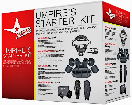 allstar-ckump-adult-one-size-umpire-starter-kit-black CKUMP-Black All-Star 029343902307 The All-Star CK-UMP Umpires Starter Kit Black. The All-Star CK-UMP Umpires