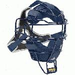 Allstar Lightweight Ultra Cool Tradional Mask Delta Flex Harness Black (Navy) : All Star Catchers Mask... Patented Design With Ultimate Protection! All Star Ultra Cool Lightweight Catchers Mask feature: I-Bar Vision design Lightweight Ultra Cool traditional mask Padding surrounds mask providing comfort and dries quickly Patented Delta Flex Face Mask harness Weighs 20.4 oz Colors: Coolest & Lightest Mask Available.