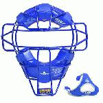 Allstar Lightweight Ultra Cool Tradional Mask Delta Flex Harness Black (Royal) : All Star Catchers Mask... Patented Design With Ultimate Protection! All Star Ultra Cool Lightweight Catchers Mask feature: I-Bar Vision design Lightweight Ultra Cool traditional mask Padding surrounds mask providing comfort and dries quickly Patented Delta Flex Face Mask harness Weighs 20.4 oz Colors: Coolest & Lightest Mask Available.