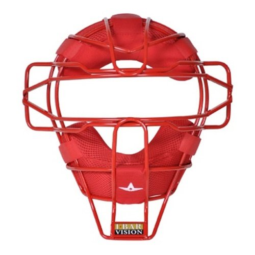 allstar-lightweight-ultra-cool-tradional-mask-delta-flex-harness-black-scarlet FM25LUC-Scarlet All-Star New Allstar Lightweight Ultra Cool Tradional Mask Delta Flex Harness Black Scarlet