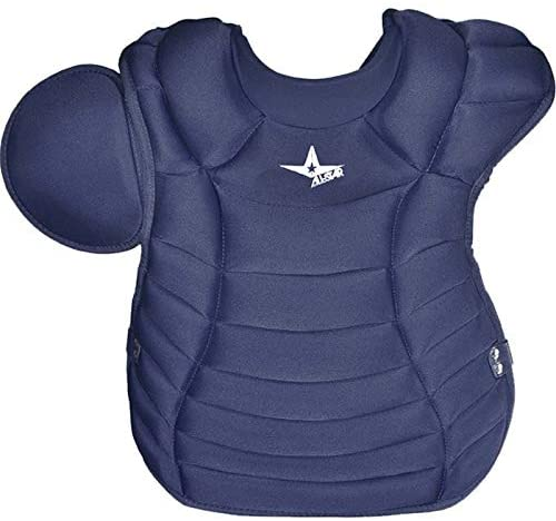 allstar-pro-chest-protector-cp25-navy-adult CP25PRO-Navy