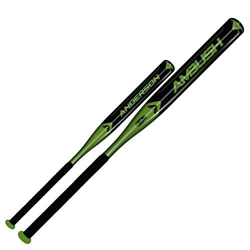 anderson-ambush-slow-pitch-softball-bat-usssa-asa-34-inch-26-oz 011040-34-Inch-26-Oz Anderson 874147007372 Anderson Ambush Slow Pitch Softball Bat USSSA ASA 34-inch-26-oz  The