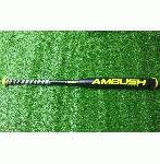 anderson ambush used asa slowpitch softball bat 34 inch 30 oz