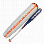 "The Anderson Centerfire baseball bat is our latest addition to our youth baseball category. The two piece design offers an ultra-balanced swing weight for better bat speed for players looking to get through the hitting zone much faster.  The high grade alloy barrel generates massive power thru out the barrel allowing you to center each hit on a baseball, and the complex multi-layer composite handle allows for faster whip on each at bat. No hype, just performance!   2 14"" Barrelbr /-11 Drop Weightbr /Balanced swing weight for more speed and powerbr /Hot out of the wrapper, no ""break-in"" period necessarybr /Hi grade aerospace alloy barrel for power and durabilitybr /Complex composite handle for advanced flex and whip with each at batbr /Meets BPF 1.15 Standardbr /Approved By All Major Baseball Associations Including: Little League, Dixie Youth, Babe Ruth, AABC, & USSSAbr /Model #: 015032br /Manufacture Warranty: 1 year against manufacture defects"