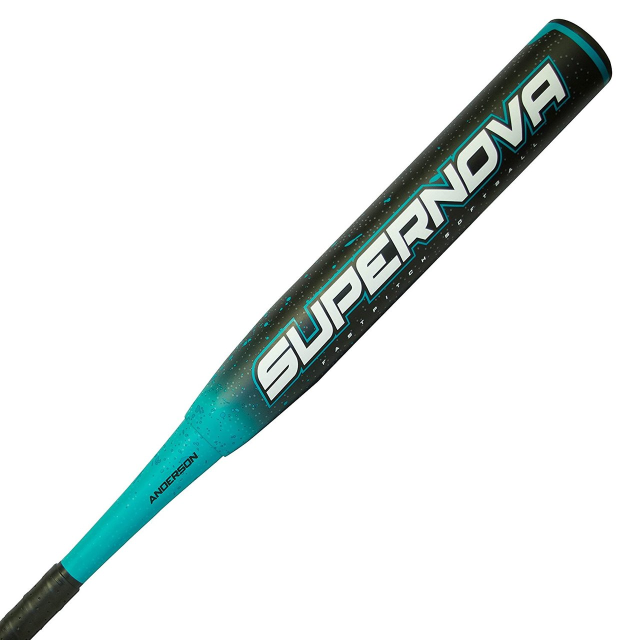 anderson-supernova-10-fast-pitch-softball-bat-33-inch-23-oz 017035-3323 Anderson 874147008461 2.25 Barrel -10 Drop Weight Ultra balanced for more speed and