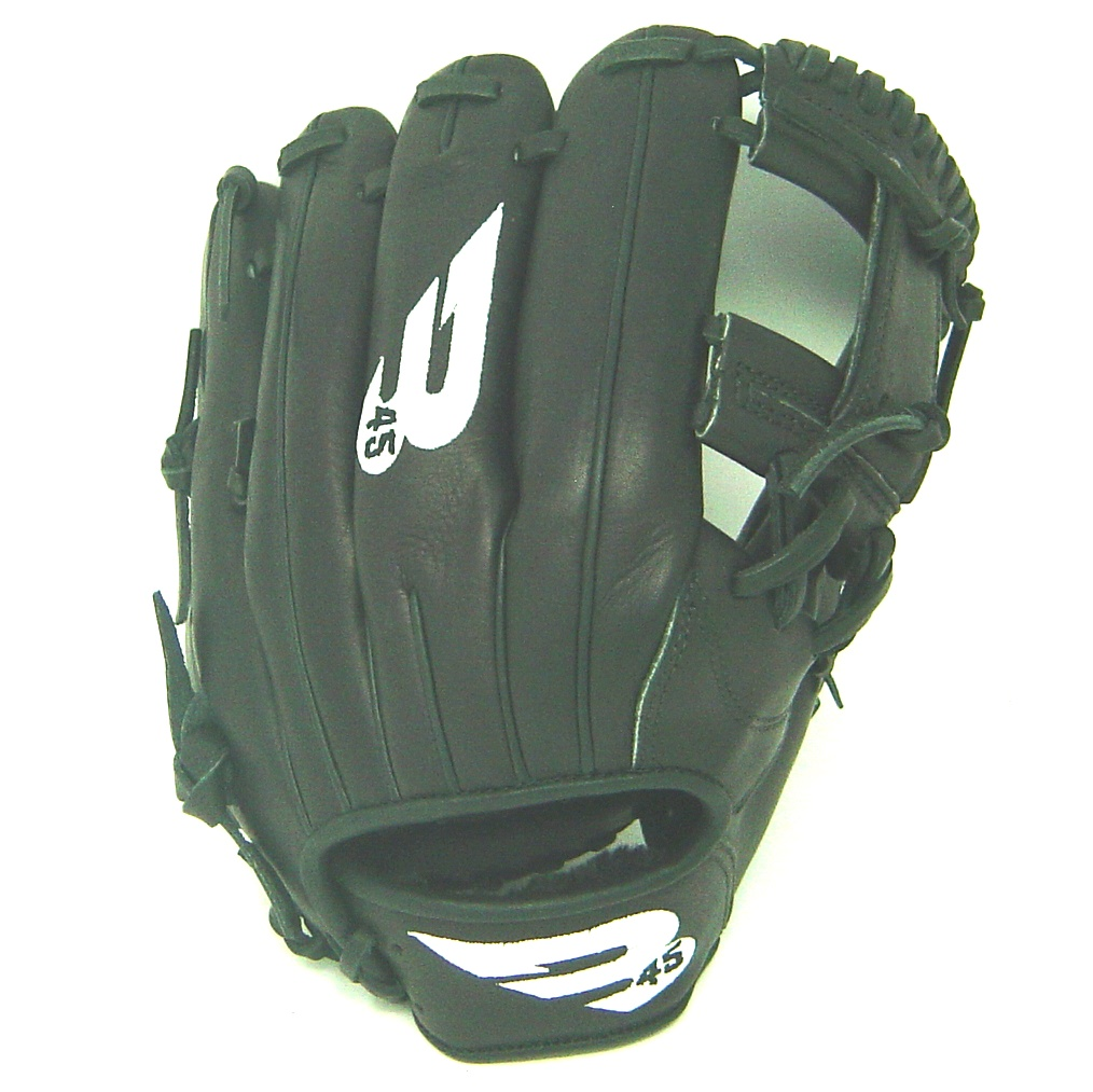 b45-black-11-25-baseball-glove-i-web-right-hand-throw B45-1125-BK-RightHandThrow B45  B45s mission is to remain the leader in the manufacturing of baseball