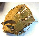 B45 Tan Outfield Baseball Glove 12.75 Right Hand Throw