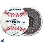 Champro C Grade CBB-200 Official League Cushion Cork Core Cover Baseballs - Available by the Dozen (1 Dozen) : Champro Baseballs - Champro C Grade Official League Cushion Cork Core Cover Baseballs - Available by the Dozen. Official League baseballPrecision molded cushion cork core. Metered tension 5% wool yarn. Full grain leather cover. High School practiceYouth game