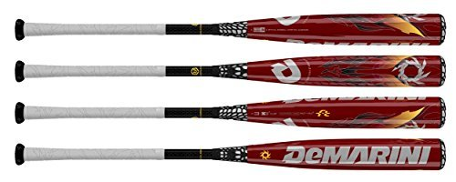 Made for high school and college hitters who are power threats or just want that extra carry distance, the slightly endloaded X12 aluminum barrel requires no break-in period. It is hands down the most durable bat DeMarini makes. The ultimate bat for players who attack with power, the Voodoo Raw brings the boom for hitters who want extra carry distance. The X12 Alloy barrel with a slight end load has the power and pop you demand immediately out of the wrapper, and the D-Fusion 2.0 kicks it up a notch with a stiffer feel and more barrel performance. Certification BBCOR Handle Type Composite. Barrel Diameter 2 58 inch. Barrel Material Aluminum. -3 Length to Weight Ratio. 2 58 Inch Barrel Diameter. D-Fusion 2.0 Handle Technology No Vibration. Full Twelve (12) Month Manufacturer's Warranty. Low Pro End Cap- Maximizes Energy, Larger Sweet Spot. RCK KNOB- Fits Perfectly In Your Han. X12 Alloy Barrel- More Power