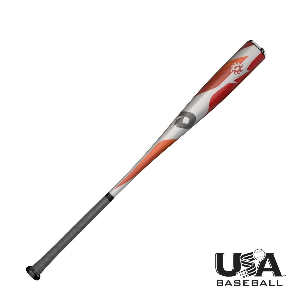 `-10 length to weight ratio 2 5/8 inch barrel diameter Balanced swing weight Approved for play in USA Baseball One year manufacturer's warranty The all new 2018 Voodoo One Balanced USA Baseball bat from DeMarini is a great light-swinging option for the junior high aged player who prefers the feel of a one-piece aluminum bat. DeMarini's X14 Alloy allows for more precise weight distribution and the 3Fusion End Cap optimizes the bat's sweet spot for a sound and feel that players love. New for the 2018 season, these bats are certified for all USA Baseball play. Comes with a 1 year manufacturer's warranty from DeMarini. - -10 length to weight ratio - 2 5/8 inch barrel diameter - Balanced swing weight - One-Piece X14 Alloy for more precise weight distribution - 3Fusion End Cap optimizes sweet spot, sound and feel through the barrel - Approved for play in USA Baseball - One year manufacturer's warranty