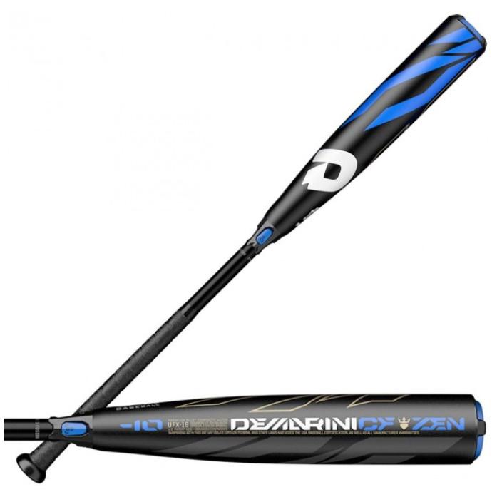 demarini-cf-zen-youth-usa-baseball-bat-2019-10oz-wtdxufx-19-30-inch-20-oz WTDXUFX2030-19  887768716837 The CF Zen USA Bat for 2019 is crafted with 100%