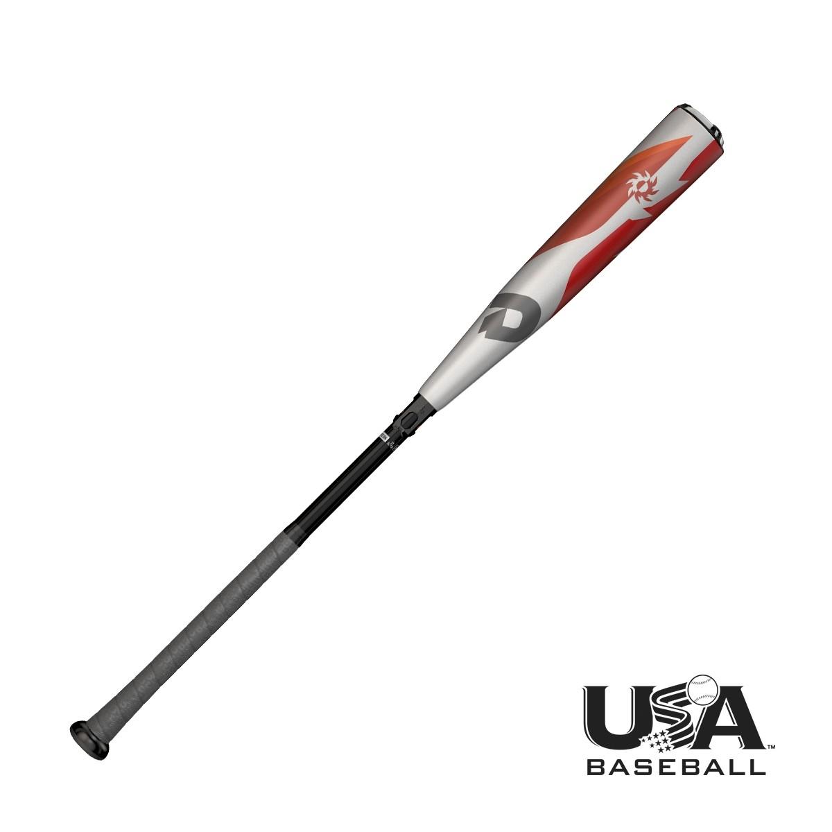 demarini-voodoo-10-2018-usa-balanced-2-5-8-baseball-bat-29-inch-19-oz WTDXUD21929-18  887768610630 Following along with the new USA baseball standards the newest line