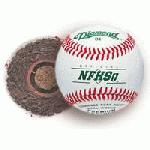 Diamond (10 Dozen) D1-NFHS Offical Baseballs 1dz Cushioned Cork Center