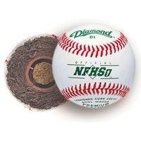 diamond-bucket-with-5-doz-diamond-d1-nfhs-baseballs D1NFHSBUCKET Diamond  Diamond Bucket with 5 dozen D1-NFHS baseballs.
