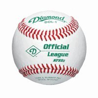 Diamond Bucket with 5 doz DOL-1 Baseballs