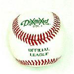 diamond dol 1 leather baseballs blem 1 doz