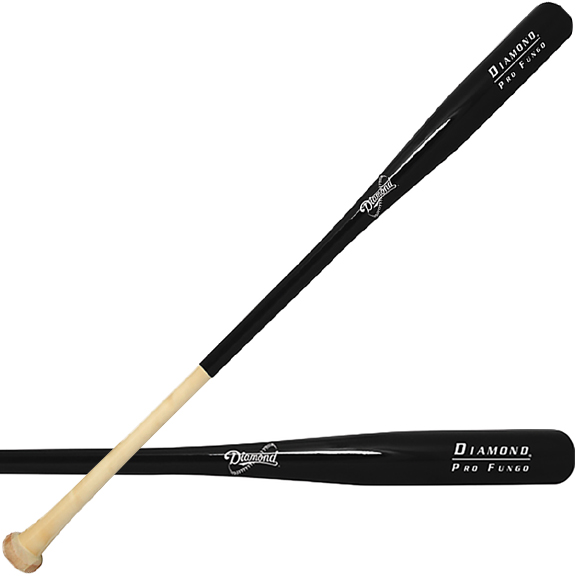 diamond-fungo-baseball-bat-33-inch-black FUNGO33B Diamond 039403401602 <p>Pro-grade wood fungo bat 2 5/16 inch barrel for hitting infield.</p>