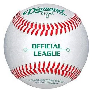 diamond-semi-pro-league-low-seam-baseballs-1-doz D1-AAALS-1DOZ  039403196508 <p>Cushioned cork center Grey wool winding Premium full-grain leather cover Low